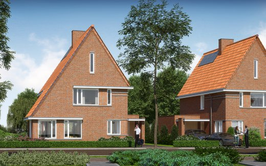 29 woningen Park Ter Does in Ede
